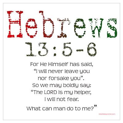 Hebrews Poster