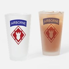 Unique Army engineers Drinking Glass