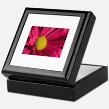 Pink Flower500 Keepsake Box