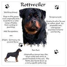 Rottie 1 Poster