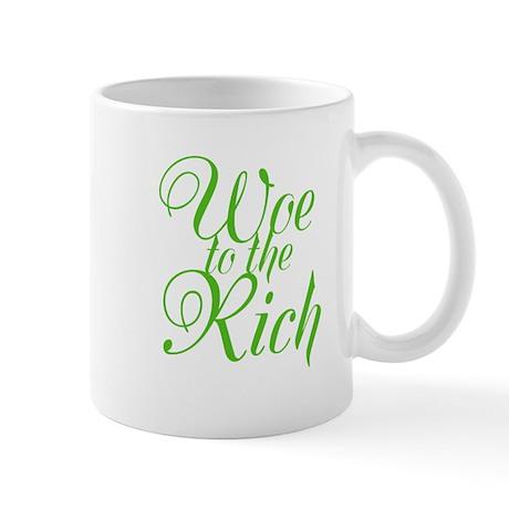 Woe to the Rich Mug