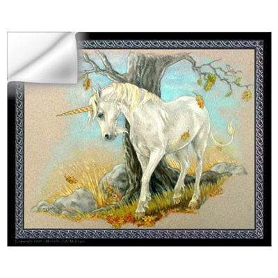 - Unicorn Wall Decal