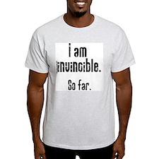 Invincible Ash Grey T-Shirt