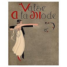 Hesitation Waltz Poster