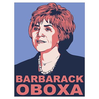 Barbarack Oboxa Poster