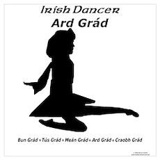 Girl Ard Grád Poster