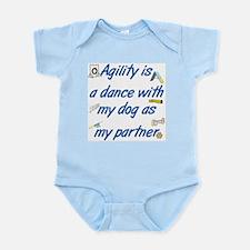 Agility Dance Infant Bodysuit