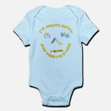 Happy Q-Less Infant Bodysuit