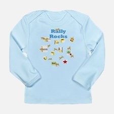 Rally 4 Long Sleeve Infant T-Shirt