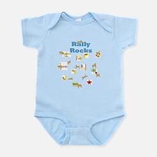 Rally 4 Infant Bodysuit