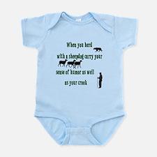 Carry Your Crook Infant Bodysuit