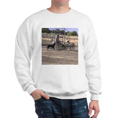 Herding Dog Art Sweatshirt
