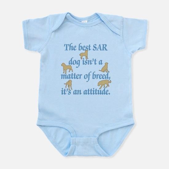 SAR Breed (ver 3) Infant Bodysuit