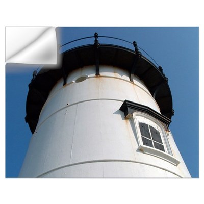 Edgartown Lighthouse Wall Decal