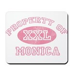 Property of Monica Mousepad