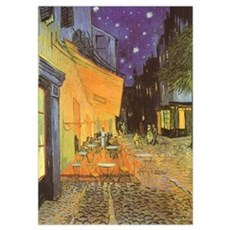 Van Gogh Cafe Terrace Poster