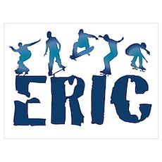 Skater - ERIC Poster
