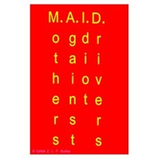 MAID..... Poster