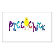 PICC Line Nurse Decal