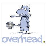 Groundies tennis Posters