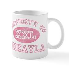 Property of Mikayla Mug