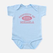 Property of Mikaela Infant Bodysuit