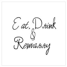 Eat, Drink and Remarry Poster