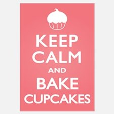 Keep Calm Cupcakes