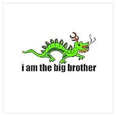 Dragon Big Brother Poster