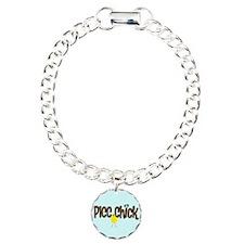 PICC Line Nurse Charm Bracelet, One Charm