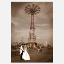 Coney Island Wedding