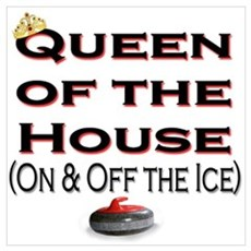 Queen of the House Poster