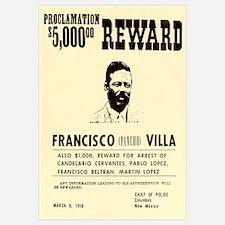 Wanted Pacho Villa