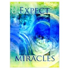 Miracles RECOVERY ART Canvas Art