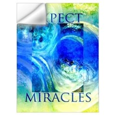 Miracles RECOVERY ART Wall Decal