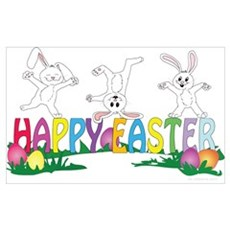 Easter Canvas Art