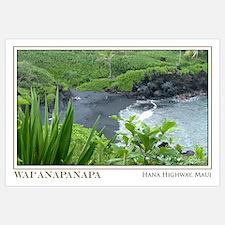 Waianapanapa Wayside Park (11x17)
