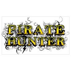 Pirate Hunter Poster