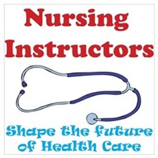 Nursing Instructors Poster