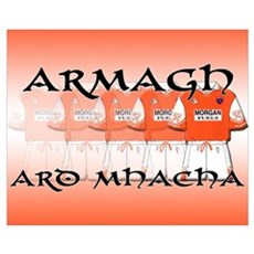 Armagh - Ard Mhacha Poster