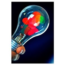 Creative Idea Poster