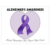 Alzheimers Framed Prints
