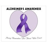Alzheimers Posters