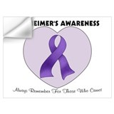 Alzheimers Wall Decals