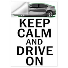 Volt -Keep Calm Wall Decal