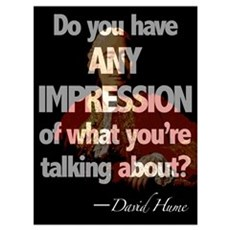 Any Impression? Poster