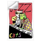 Cool cats Wall Decals