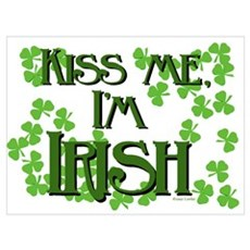 Kiss Me I'm Irish 2 Poster