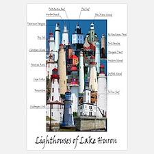 Lighthouses of Lake Huron