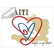 Always In My Heart Wall Decal